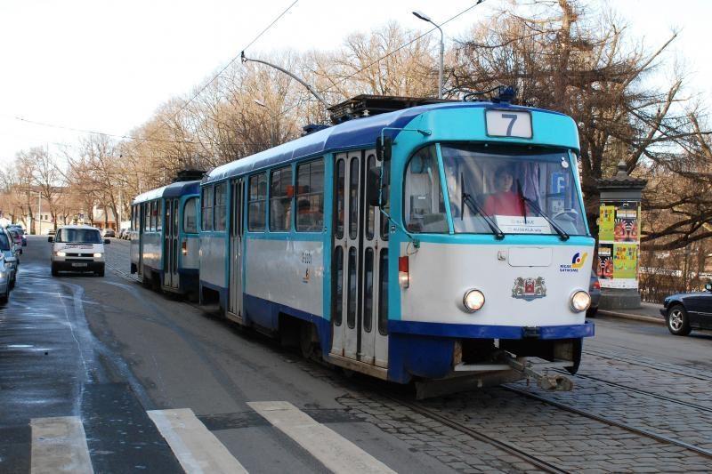 A.Zuoko kabinete prancūzai: gaivinama svaja apie tramvajų