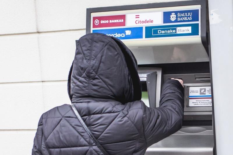 Kada Ūkio banko klientai jau galės naudotis savo sąskaitomis?