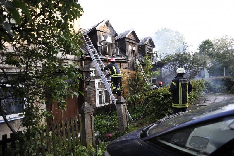 Per dešimt mėnesių Lietuvoje kilo 10 tūkst. gaisrų, žuvo 119 žmonių