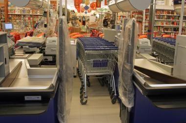 MAXIMA stiprina parduotuvių apsaugą