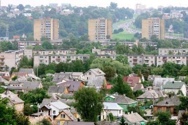 Bankų prognozė: būsto kainos mažės penktadaliu