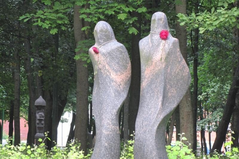 Klaipėdos skulptūrų parke vyks žemės meno akcija