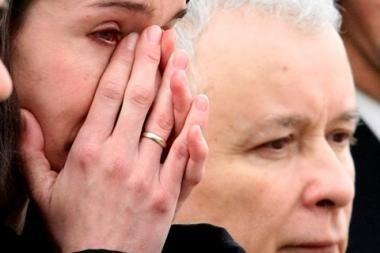 Velionio Lenkijos prezidento brolis veikiausiai sieks šalies vadovo posto