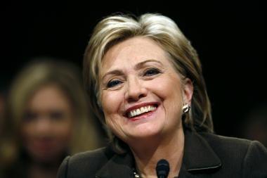 H.Clinton džiaugiasi rimtomis diskusijomis su JAV pramone dėl Visagino AE