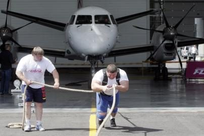 Ž.Savickas greičiausiai tempė lėktuvą