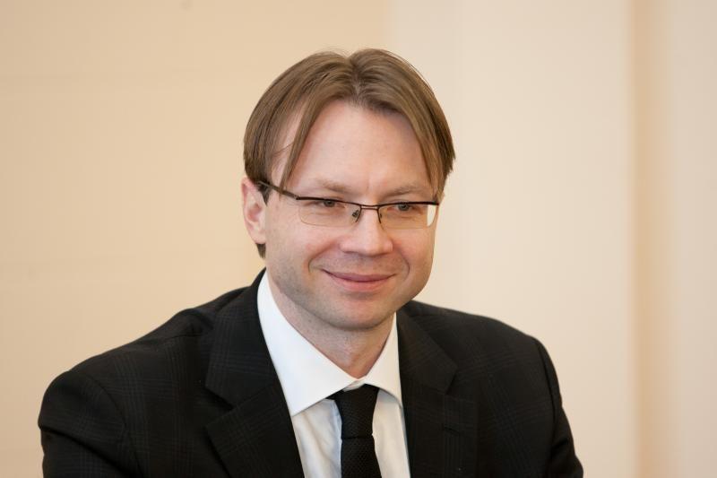 Užsienio reikalų viceministru paskirtas R. Kriščiūnas