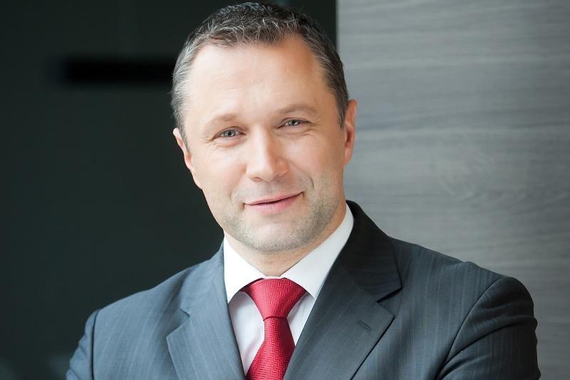 Larijus Lapinskas palieka TEO LT Klaipėdos regiono direktoriaus postą