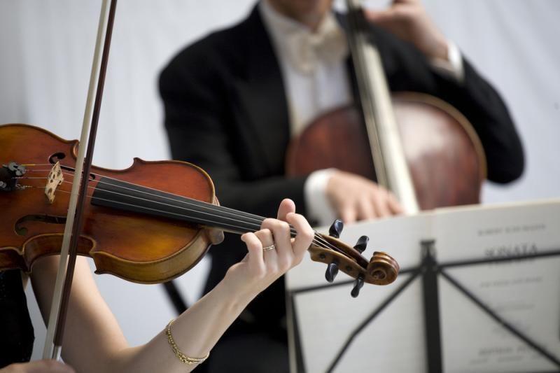 A.Kačanausko muzikos mokyklos auklėtiniai dovanoja koncertą