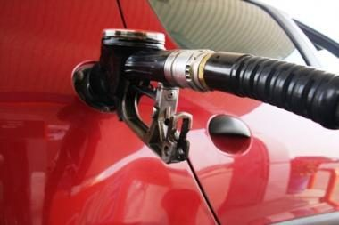 Mažmeninės degalų kainos per savaitę išaugo