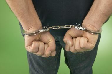 Pasieniečiai sulaikė du ieškomus asmenis