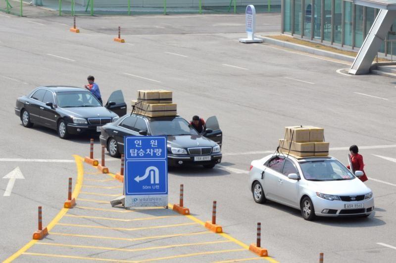 Šiaurės ir Pietų Korėja susitarė vėl atidaryti Kesongo pramonės kompleksą
