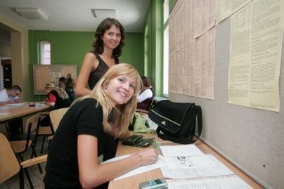 Socialiai remtini studentai gaus didesnę stipendiją