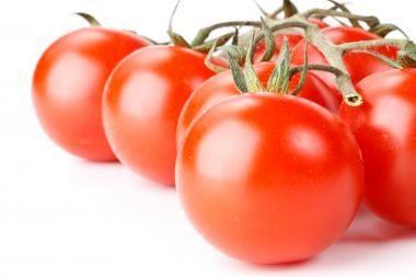Siūlo paragauti pomidorų, keičiančių maisto skonį