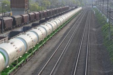 Lietuva dalyvaus formuojant Europos geležinkelių tinklą kroviniams vežti