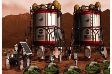 Misija į Marsą – kelionė į vieną pusę?