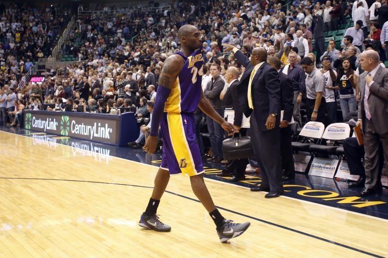 NBA naktis: pasiektas naujas antirekordas, K. Bryantas - vėl nusivylęs