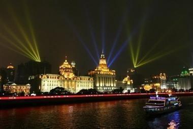 Aukščiausia apžvalgos aikštelė - Šanchajuje
