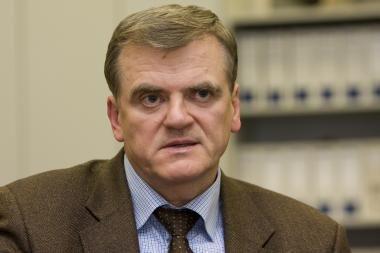 S.Kropas neprieštarauja, kad bankai patys mokėtų už savo gelbėjimą per krizes