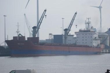 """Dėl pažeidimų sulaikytas laivas """"Deltuva"""""""