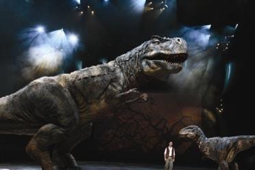 Vilniuje riaumos prieš 65 mln. metų karaliavę dinozaurai