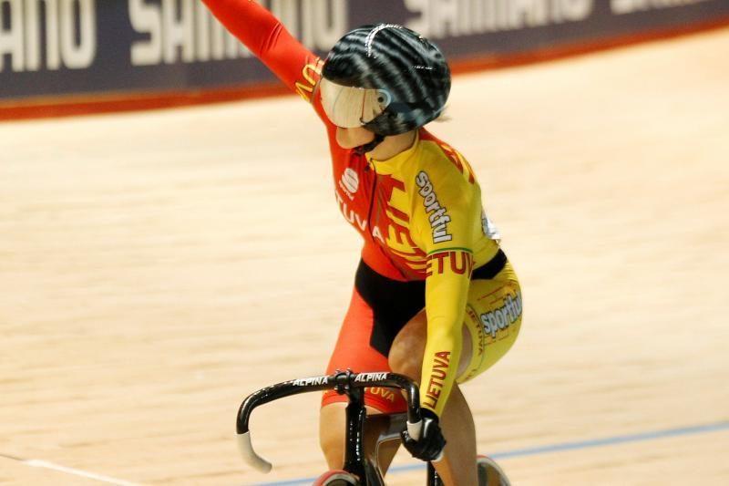 Sėkmingai finišavusi S.Krupeckaitė pateko į kitą etapą