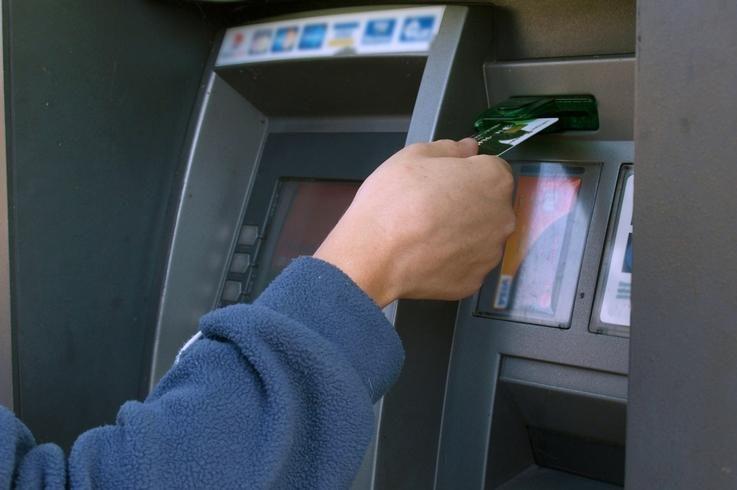 Japonijos bankas atsisako mokėjimo kortelių