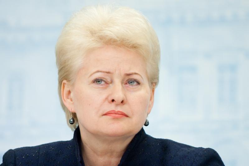 Prezidentė vetuotų įstatymą, neskaičiuojantį sovietmečio pajamų