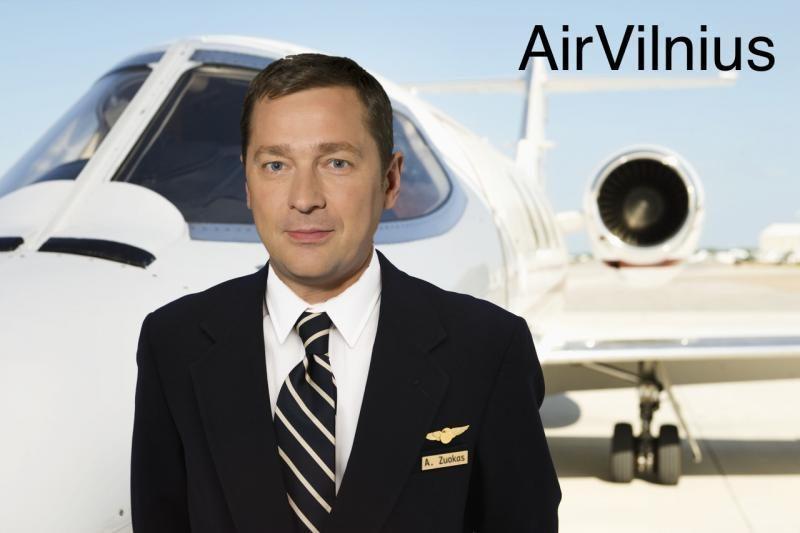 A.Zuokas: Vilnius turės savo oro vežėją