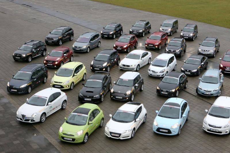 2012 m. naujų automobilių lizingo rinka išlaikė augimą
