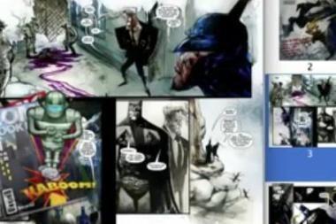 """""""ComicBookLover"""" siūlo """"iPhone"""" savininkams nemokamus komiksus"""