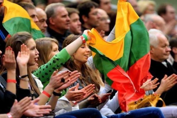 Tenisininkai su slovėnais kovos Vilniuje