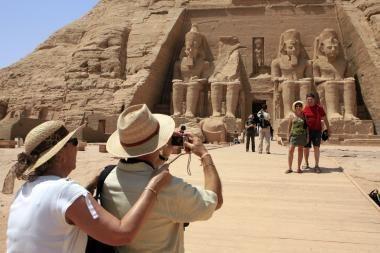 Egipte rastos faraonų laikų durys į pomirtinį gyvenimą