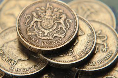 Britų kišenėse – 30 mln. padirbtų monetų