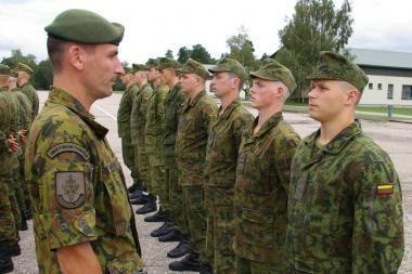 Baltijos šalių kariuomenių vadai tarsis dėl NATO oro policijos misijos