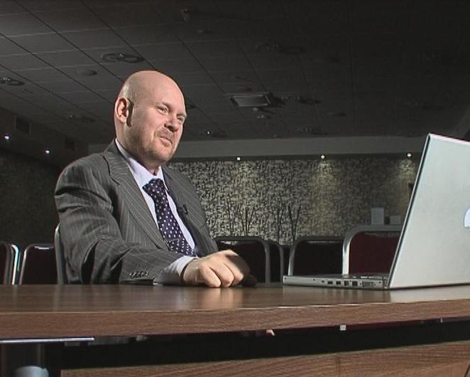 M. Lučinas vertino Lietuvos politikių veido bruožus