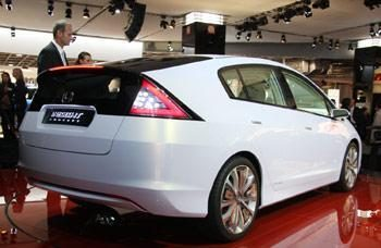 """Honda Insight"