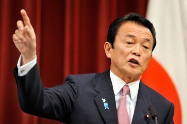 Japonijos premjeras - prieš pirmalaikius rinkimus