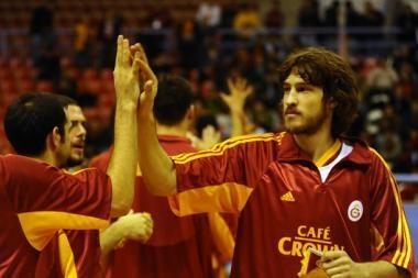 """S.Jasaitis žaidė rezultatyviai, o """"Galatasaray"""" nugalėjo"""