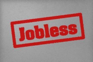 Nedarbas Britanijoje išaugo labiausiai per 8 mėnesius