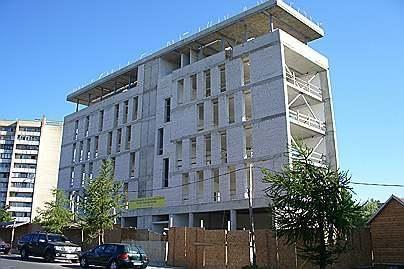 Studentų gatvėje – naujas biurų pastatas