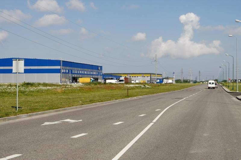 Ieškoma rangovų plėsti kelių infrastruktūrą į Klaipėdos LEZ