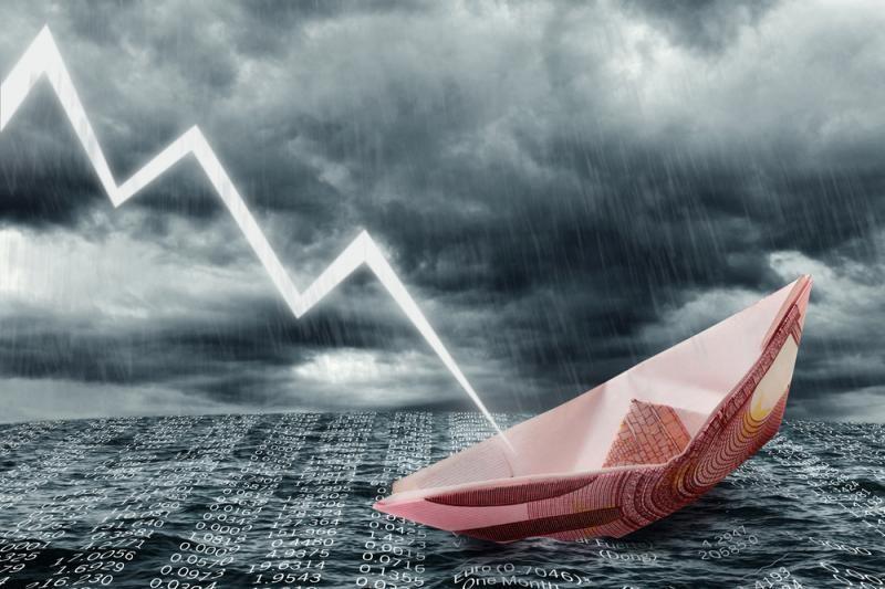 ES ekonomika susitraukė 0,2 proc., Lietuvos augo 0,4 proc.