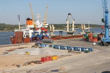 Ieškos pinigų naujam uostui