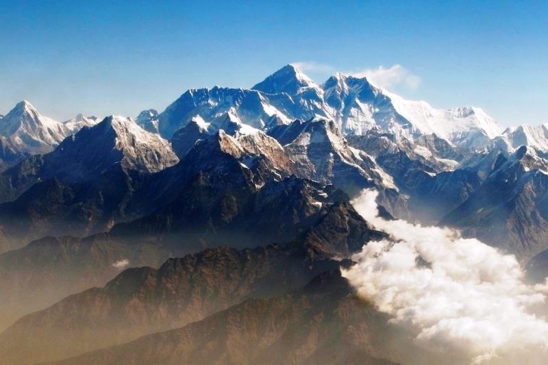 Everestas - interaktyvioje milijardo pikselių fotografijoje