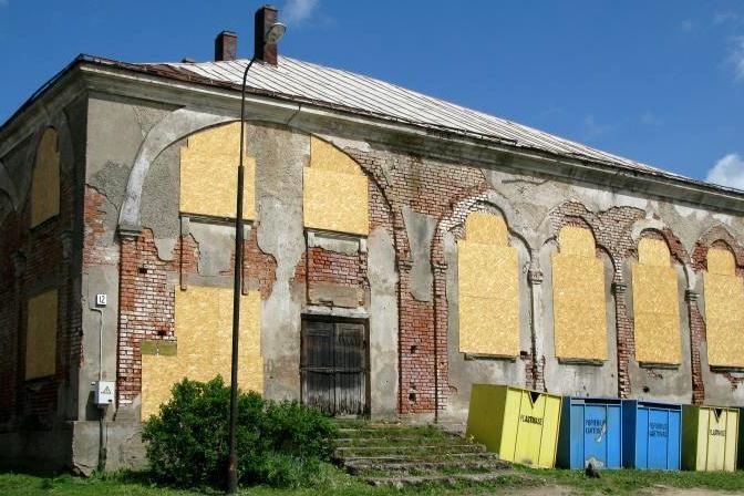 Švėkšnos sinagogą svarstoma pritaikyti kultūrinei veiklai