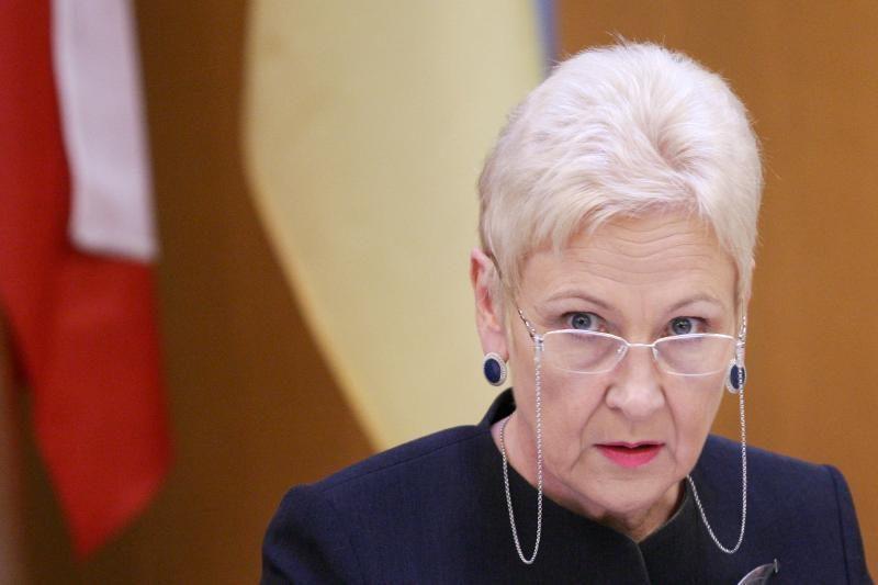 I.Degutienė ragina dalykiškai spręsti Vilniaus šildymo problemas