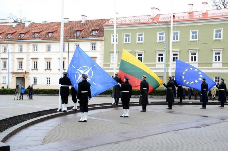 L. Linkevičius: NATO oro policijos misijoje svarbu telkti išteklius