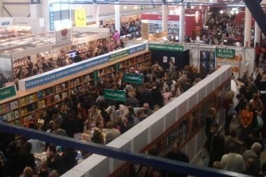 Vilniaus knygų mugė akcentuos Lietuvai svarbius įvykius