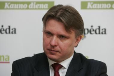 """Buvęs """"Leo LT"""" vadovas G.Mažeika dirbs """"Lietuvos ryte"""""""