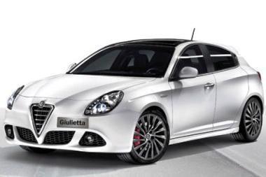 """Šią savaitę Lietuvoje debiutuoja stilingoji """"Alfa Romeo Giulietta"""""""